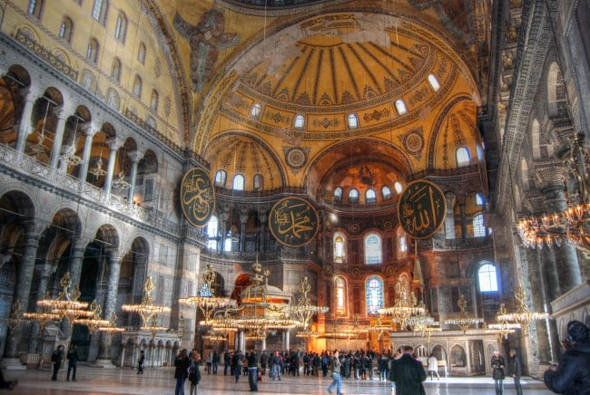 travel guide to Turkish history