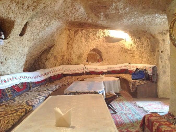 Cave bar ortahisar
