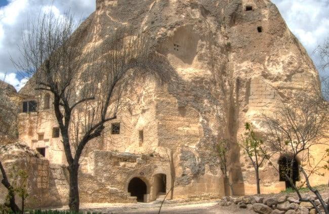 Keslik Monastery Cappadocia Turkey
