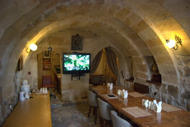 Review of the Castle Inn - Orthahisar Cappadocia