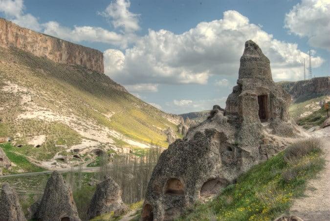 Soganli Valley Cappadocia Turkey