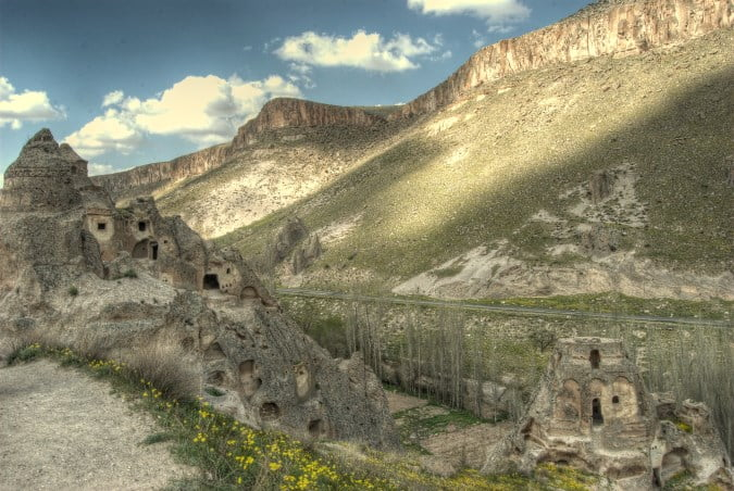 Valle de Soganli, Capadocia, Turquia