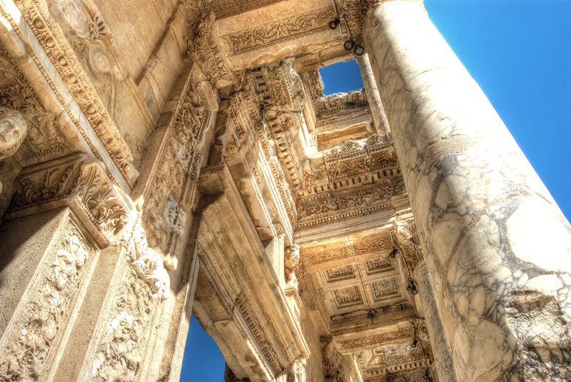 Celsus library of Ephesus