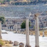 The Ruins of Ephesus Theatre
