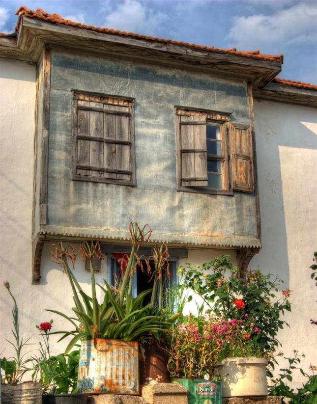 An old house in Bodrum