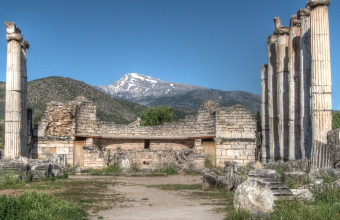 Aphrodisias in Turkey : Lost City of Sculptures : Turkish ...