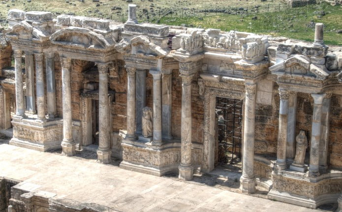 Hierapolis Turkey
