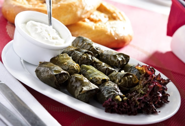Istanbul vegetarian restaurants