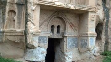 Standoff in the Byzantine Chapel of Açik Saray