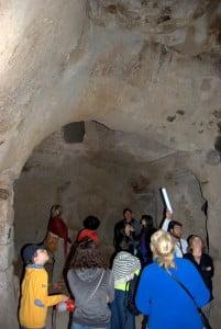 Mazi Underground city Cappadocia Turkey