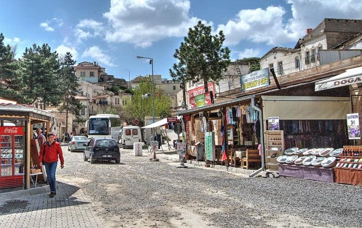 Mustafapasa cappadocia Turkey