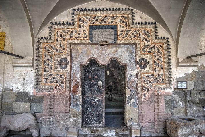 Saint Nicholas Church Mustafpasa Cappadocia