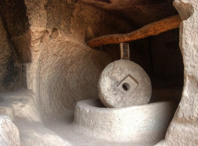 Zelve Valley Cappadocia