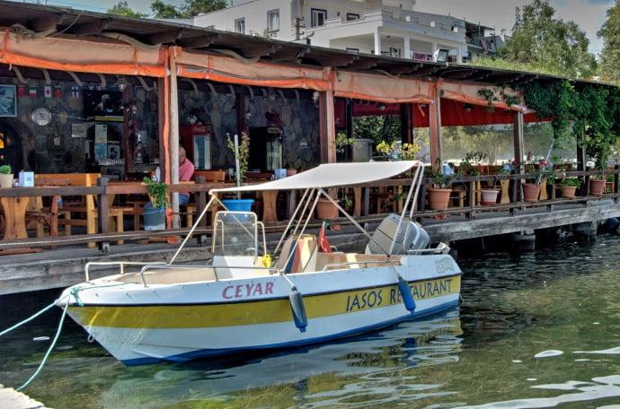 Ceyar Restaurant Iasos