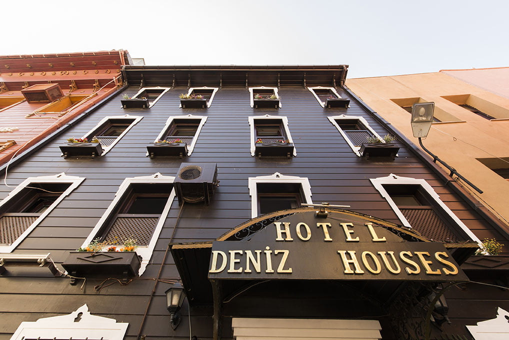 Boutique hotels in Istanbul
