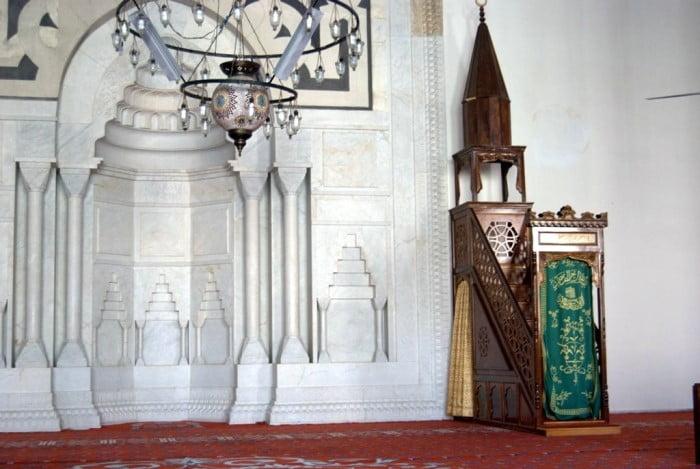 Isa Bey Mosque Selcuk Izmir