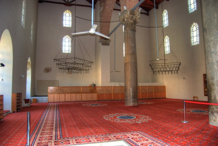 Isa Bey mosque Selcuk