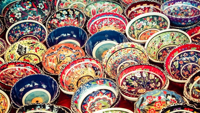 Ceramics  sc 1 st  Turkish Travel Blog & Souvenir Shopping in Turkey : 14 Ideas of What to Buy