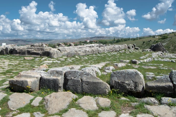 Hattusa Ancient Hittite City