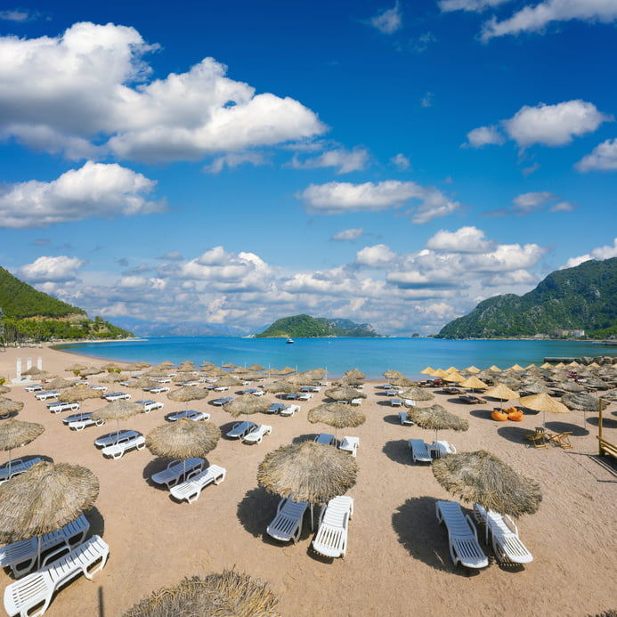 Beach holidays in turkey