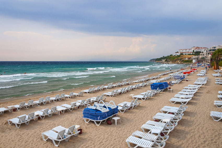 Beach holiday destinations in Turkey