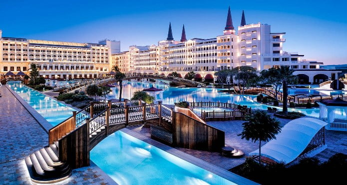 Mardan palace Antalya Turkey