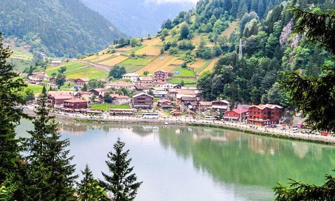 Uzungol Trabzon Turkey