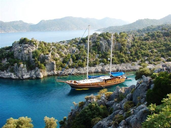 Gulet Blue Cruises