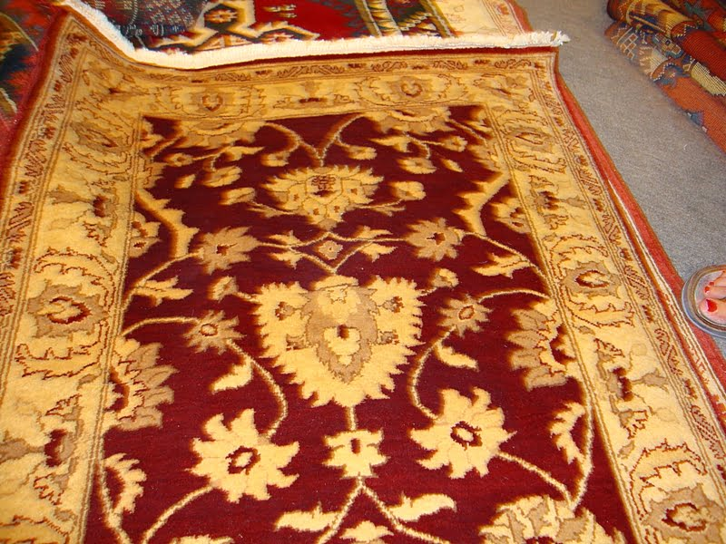Traditional Turkish carpets