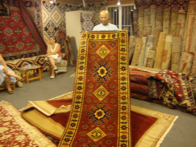 Turkey's carpets