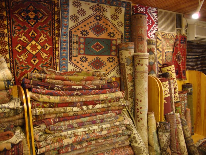 Turkish carpets and rugs turkish travel blog for Best stores for rugs