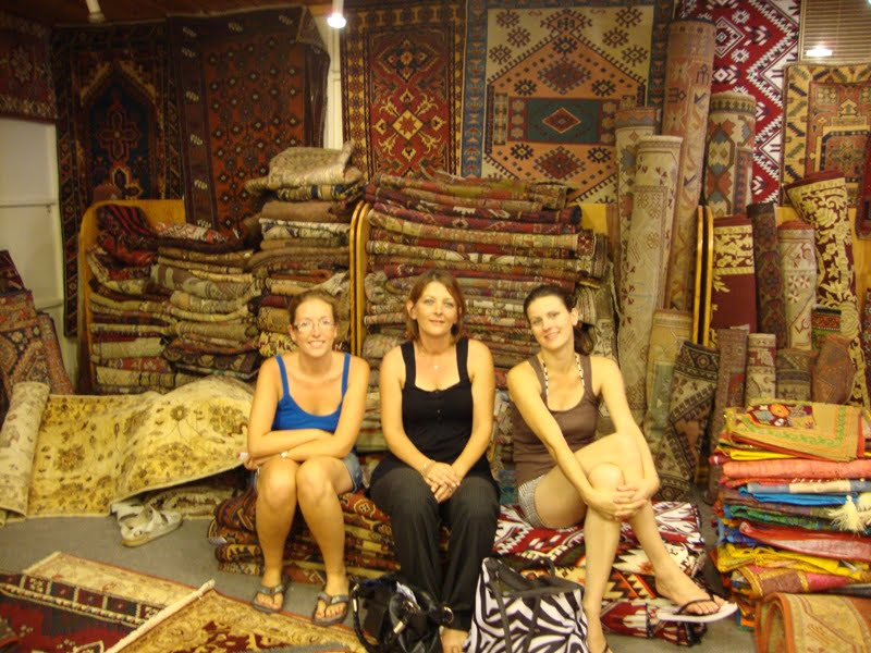 Turkish Carpets And Rugs Turkish Travel Blog