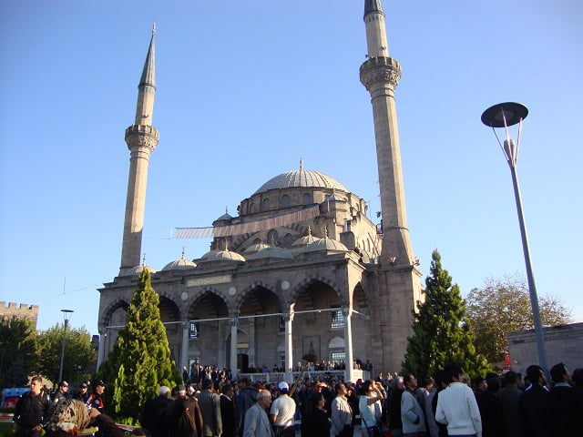 Kale mosque Kayseri