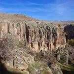 walking Valley in cappadocia