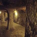 Cappadocia derinkuyu caves