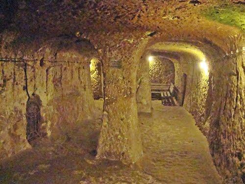 Caves of Derinkuyu