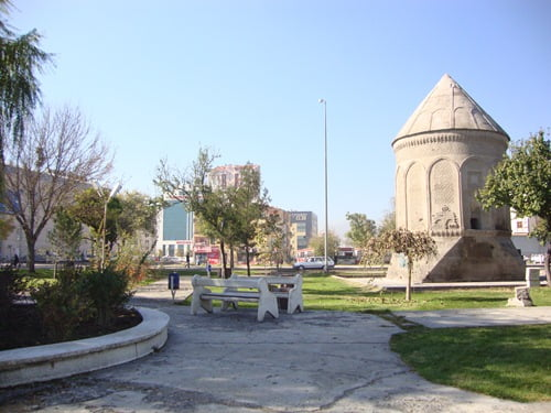 tombs of kayseri