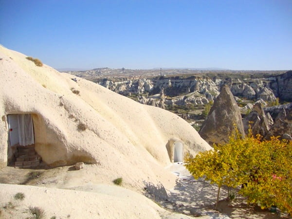 Cave House In Goreme