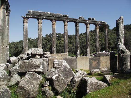 Euromos Ruins