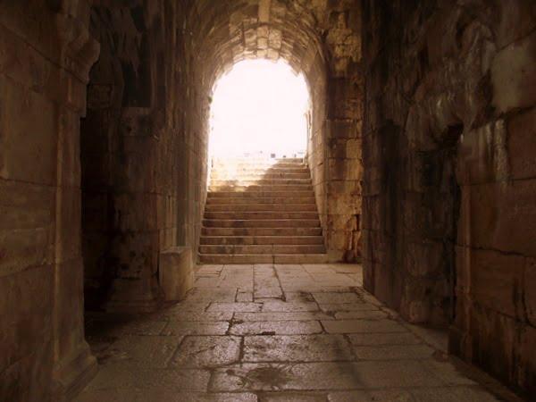 Anicient ruins of Turkey