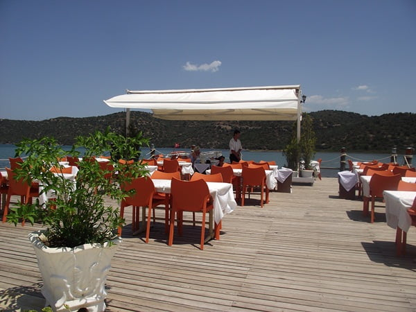 Golden Horn Restaurant Bogazici