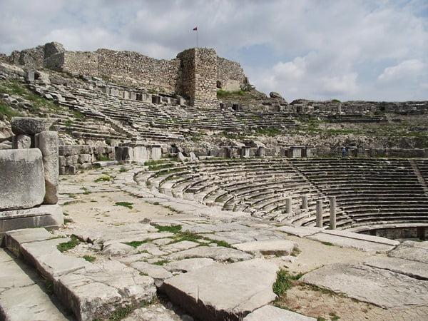 Miletos Turkey