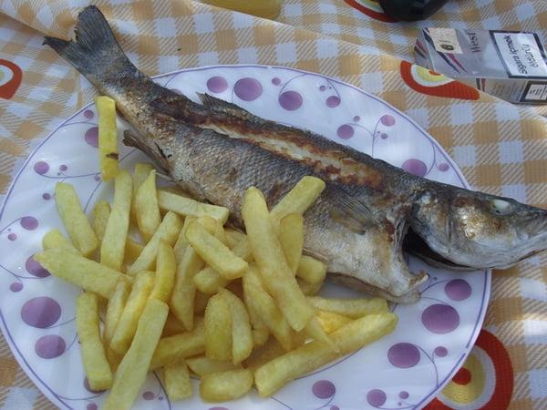 fish dinners turkey