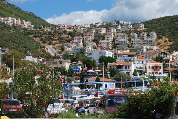 Kas Turkey : Travel Guide & Info