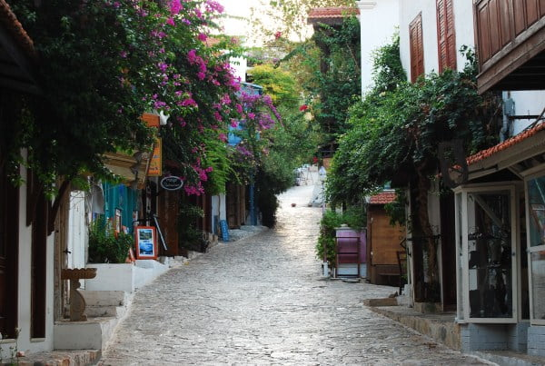 Streets of Kas