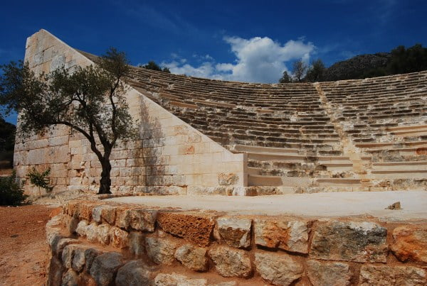 Theatre in Kas