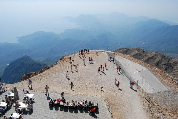 Antalya Mount Tahtali