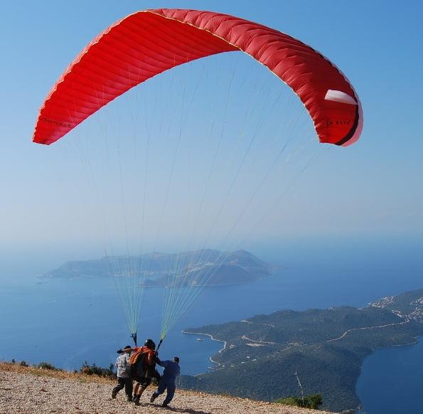 Kas Paragliding