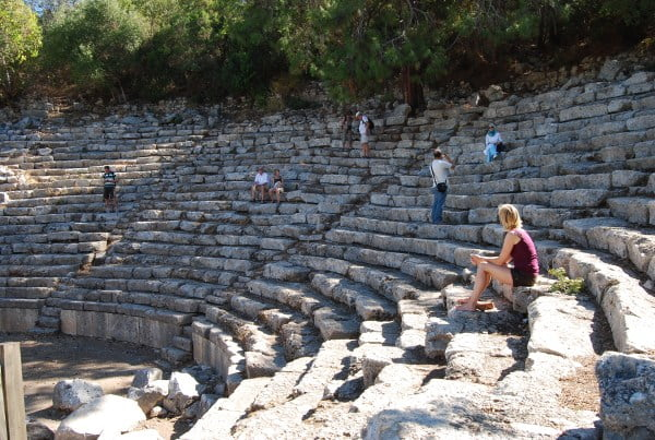 Theatre at Phaselis