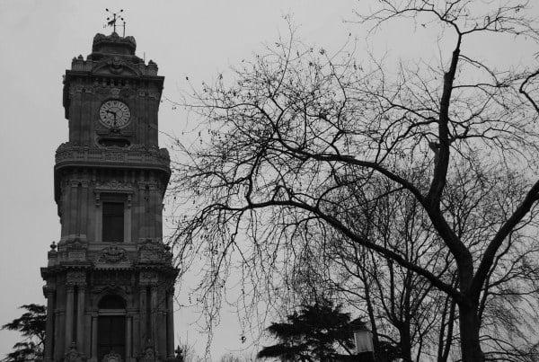 برج الساعة دولما باهتشة